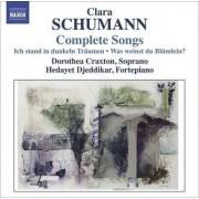 C. Schumann - Complete Songs (0747313074778) (1 CD)
