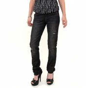 "kalhoty dámské (jeansy) METAL MULISHA ""Ragged Skinny"" - BLK"