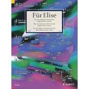 Fur Elise - The 100 Most Beautiful Classical Original Piano Pieces: Pianissimo Series, Paperback/Hal Leonard Corp