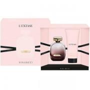 Nina Ricci L'Extase Комплект (EDP 80ml + BL 200ml) за Жени