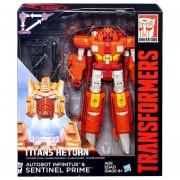 Transformers Titan Wars Voyager - Hasbro