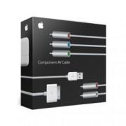Apple Component AV Cable, съвместим с iPod nano (3, 4, 5 gen), iPod Classic, iPod touch (2 gen), iPhone 3G/GS