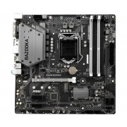 MSI B360M BAZOOKA LGA 1151 (Presa H4) Intel® B360 micro ATX
