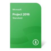 Microsoft Project 2016 Standard (Z9V-00342) elektronikus tanúsítvány