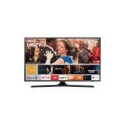 "Smart TV LED 75"" Samsung 4K Ultra HD 75MU6100 Tizen Wi-Fi 3 HDMI 2 USB com Conversor Digital"