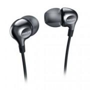 Слушалки Philips SHE3700BK, черни