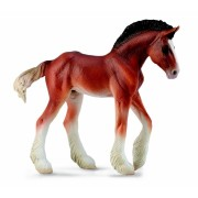 Figurina Manz Clydesdale M Collecta