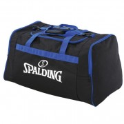 Spalding Sporttasche TEAM BAG - schwarz/royal | L
