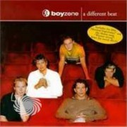 Video Delta BOYZONE - A DIFFERENT BEAT -RE-RELE - CD