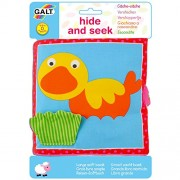 Galt Toys Inc First Years Large Hide and Seek Soft Book