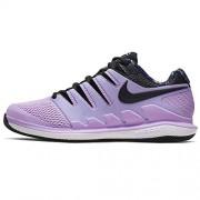 Nike Zoom Vapor X para mujer (6 B US, púrpura ágata/negro/blanco/Hyper Crimson)