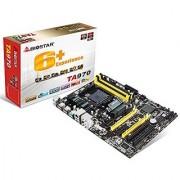 BIOSTAR TA970 AM3+ AMD 970 + SB950 6 x SATA 6Gb/s USB3 ATXMotherboard UEFI BIOS