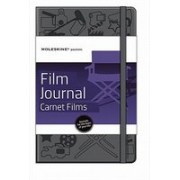 Moleskine Passions Film Journal/Carnet Films [With 202 Adhesive Labels]