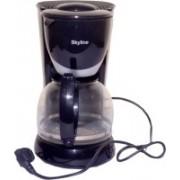 Skyline se 12 Cups Coffee Maker(Black)