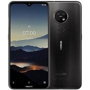 Nokia 7.2 Dual SIM, fekete