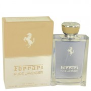 Ferrari Pure Lavender Eau De Toilette Spray (Unisex) By Ferrari 3.4 oz Eau De Toilette Spray