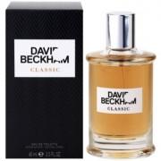 David Beckham Classic Eau de Toilette para homens 60 ml