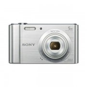 Sony Kompaktkamera Sony DSCW800S Silver