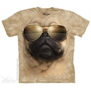 Eko tričko - Letec mops