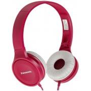 HEADPHONES, Panasonic RP-HF100ME, Microphone, Pink (6540018_2)