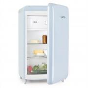 Klarstein PopArt Blue retro hűtőszekrény (CO3-PopArt-Blue)
