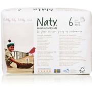Naty Fralda-cueca Naty Pull on Pants XL T6 (16+ kg) 72 uds