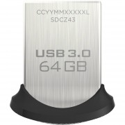 Memoria USB Corsair Flash Voyager GT USB 3.0 64GB -Rojo