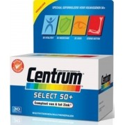 Sleek Hair Centrum Select 50+ Multivitamine Tabletten - 30stuks
