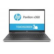 """HP Pavilion x360 15-dq0001nm i3-8145U/15.6""""FHD AG T IPS/4GB/256GB/UHD 620/Win 10 H/Silver (6PC24EA)"""