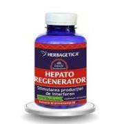 Hepato regenerator 120cps HERBAGETICA