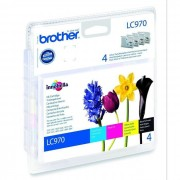 Brother LC970 Cartuchos de tinta multipack de color