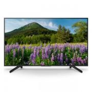 Sony Smart-TV Sony KD43XF7096 43'''' Ultra HD 4K WIFI Svart