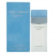 Eau de Toilette Dolce e Gabbana Light Blue 25ml