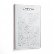 Kave Home Quadro Uptown 50 x 70 cm Amsterdam