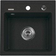 Chiuveta de bucatarie, Deante ZQZ 2103, 1 cuva, granit, grafit