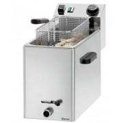 Bartscher Friteuse SNACK XL Plus 8 Litres 3,4kW Avec Vidange 245x720x470(h)mm