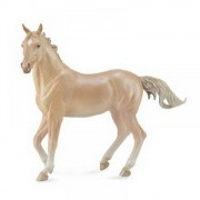 Figurina Cal Akhal-Teke Perlino XL, Collecta, COL88623XL, 15.7cm X 12.8cm