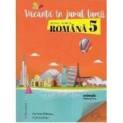 Vacanta in jurul lumii. Romana cls 5 - Ramona Raducanu Codruta Braun