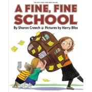 A Fine, Fine School, Paperback