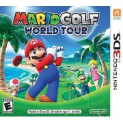 Mario Golf: World Tour - Nintendo 3DS