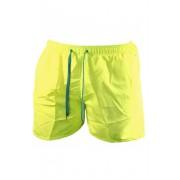 Max - plavky chlapecké šortkové 13-14 let zářivě žlutá