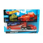 Hot Wheels City Rock N' Race Toy Car Set