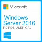 MICROSOFT Windows Server 2016 R2 Rds/tse User Cal R2 Rds 50 Users Cal