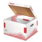 Container arhivare cu capac ESSELTE Speedbox M