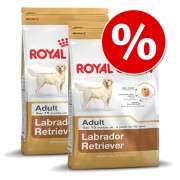 Pachet economic: 2 x pachete Royal Canin Breed - German Shepherd Adult (2 x 12 kg)