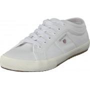 Gant Samuel White, Skor, Sneakers & Sportskor, Låga sneakers, Vit, Herr, 40