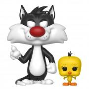 Pop! Vinyl Looney Tunes Sylvester with Tweety Pop! Vinyl Figure