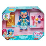 Figurina Fisher-Price Shimmer and Shine,Shine si covorul magic