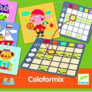 Coloformix - joc de logică Djeco