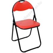 Cordoba összecsukható szék, piros